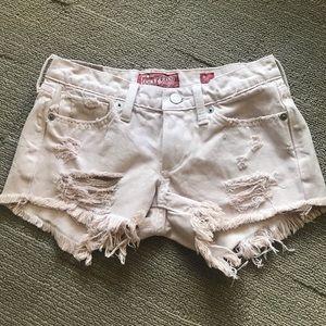 Lucky Brand Shorts in Light Blush!